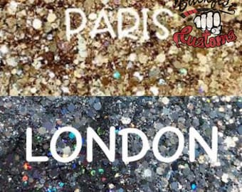 New Years Special Combo 1oz PARIS & 1oz LONDON || Both are Cosmetic Blends 2oz total
