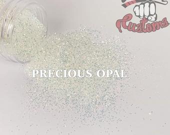 PRECIOUS OPAL || Opal Glitter   Solvent Resistant