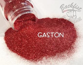 GASTON || Opaque Micro Fine Glitter, Solvent Resistant