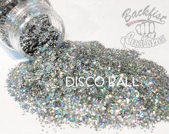 DISCO BALL || Chunky Glitter