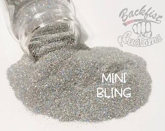 MINI BLING  || Opaque Fine Glitter, Solvent Resistant