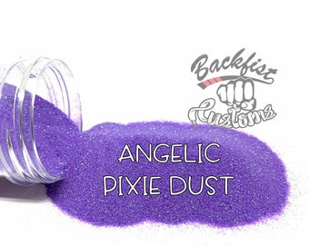 ANGELIC PIXIE DUST || Holographic Micro Fine Glitter