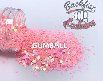 GUMBALL DOTS || Multi Shaped  Glitter Dots