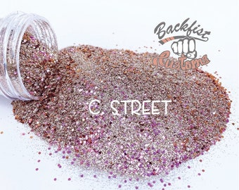 C. STREET || Custom Mix Exclusively made