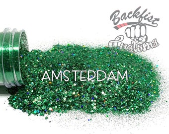 AMSTERDAM || BFC Exclusive ( Green Mix )