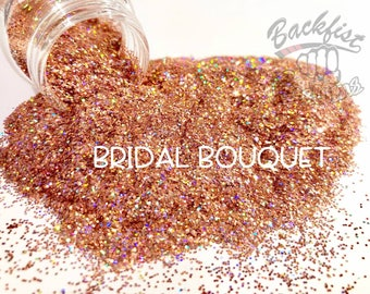 BRIDAL BOUQUET || Opaque Chunky Glitter Mix, Solvent Resistant