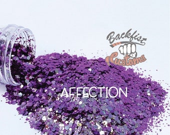 AFFECTION || color shifting Glitter