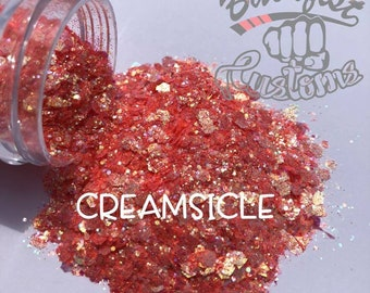 CREAMSICLE || Chunky Mix, Solvent Resistant