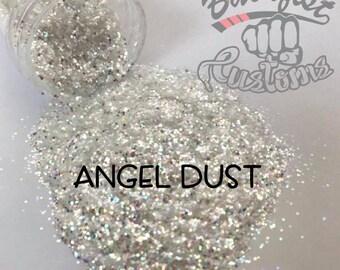 ANGEL DUST || Opal Chunky Glitter   Solvent Resistant