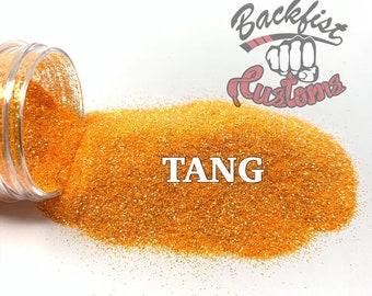 TANG || Color Shifting orange Fine Glitter