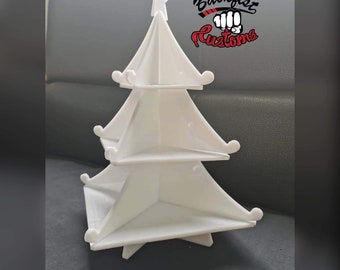 CHRISTMAS TREE 3 Tiered Mold 11in x 13in