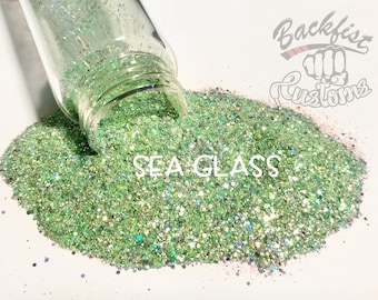 SEA GLASS || Cosmetic Blend