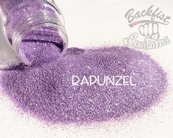 RAPUNZEL || Pearlescent Fine Glitter, Solvent Resistant
