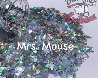MRS MOUSE    Shaped Glitter