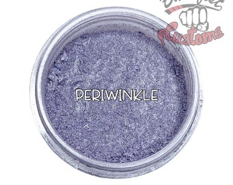 Periwinkle Mica Powder  || 5 gram by weight