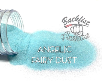 ANGELIC FAIRY DUST    Holographic Micro Fine Glitter