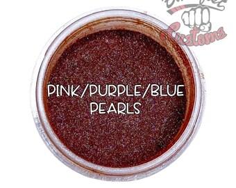 Pink/Purple/Blue Pearls Mica Powder  || 5 gram by weight