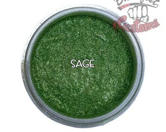 Sage Mica Powder  || 5 gram by weight