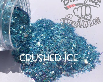 CRUSHED ICE || Chunky Mix, Solvent Resistant