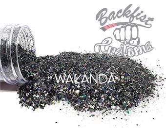 WAKANDA ||  custom mix ( Black Paris Mix)