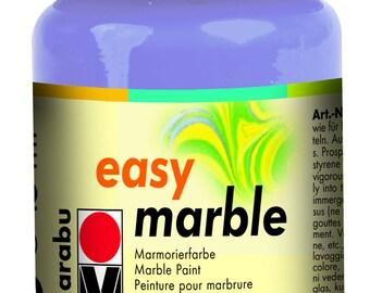 Lavender || MARABU Easy MARBLE PAINT