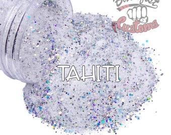 TAHITI     custom mix ( White Paris Mix)