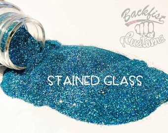 STAINED GLASS || Fine Glitter
