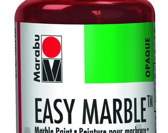 087 Copper    MARABU Easy MARBLE PAINT
