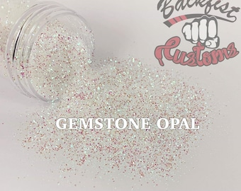 GEMSTONE OPAL || Opal Glitter   Solvent Resistant