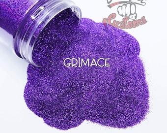 GRIMACE  || Opaque Fine Glitter, Solvent Resistant