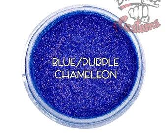 Blue/Purple Chameleon Mica Powder  || 5 gram by weight