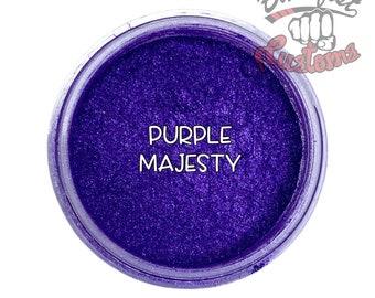 Purple Majesty Mica Powder  || 5 gram by weight