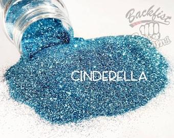 CINDERELLA     Opaque Fine Glitter, Solvent Resistant