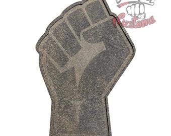 CUSTOM POWER FIST Tray Mold 14.25in x 9.75in
