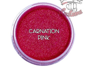 Carnation Pink Mica Powder  || 5 gram by weight