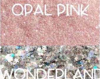 OPAL PINK/WONDERLAND || Combo Pack  ( each color included )