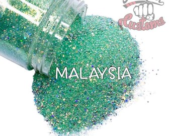 MALAYSIA ||  custom mix ( Green  mix )