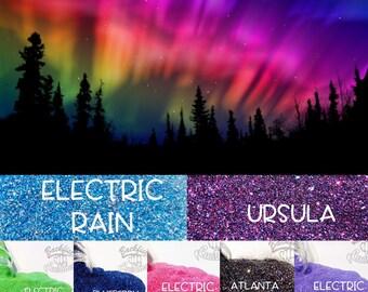 Northern Lights Glitter Package  3.5oz Total