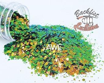 AWE || color shifting Glitter