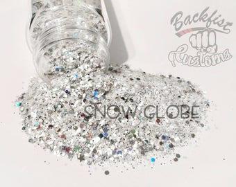 SNOW GLOBE ( new formula ) || Chunky Mix, Solvent Resistant