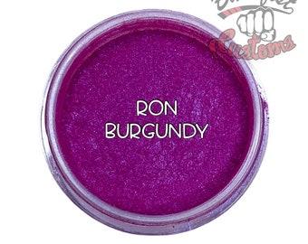 Ron Burgundy Mica Powder  || 5 gram by weight