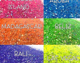 VACATION 2  Series Glitter Package || All Exclusive Glitters