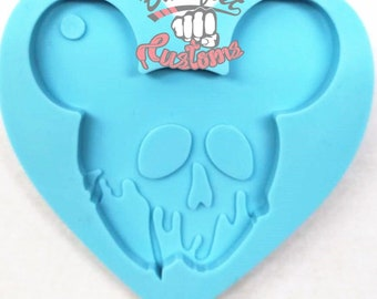 POISON MOUSE KEYCHAIN mold    1 Silicone mold