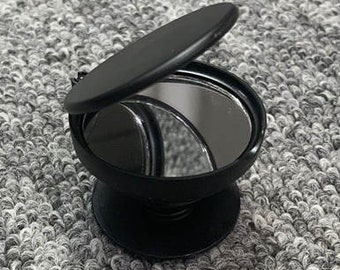 Mirror Phone Grip Black