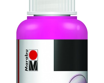 Metallic Pink 733 || MARABU ALCOHOL INKS