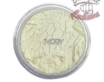Ivory Mica Powder  || 5 gram by weight