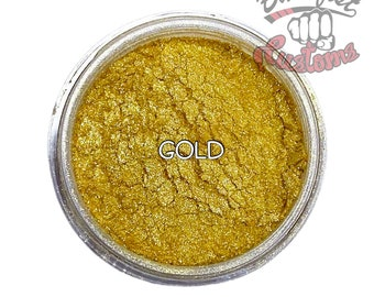 Gold Mica Powder  || 5 gram by weight