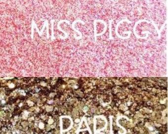 MISS PIGGY/PARIS || Combo Pack  ( each color included )