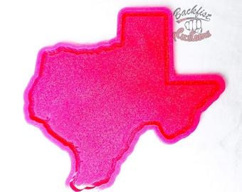 CUSTOM Texas Tray 11in x 10.5in 18oz