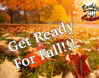 Get READY FOR FALL Theme Pack || 20 2oz  glitters